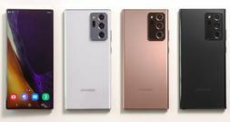 Samsung Galaxy Note20 Ultra 5G SM-N986U1 128GB Black Factory
