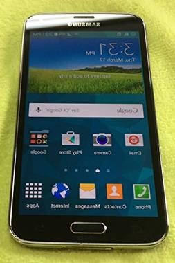 Samsung Galaxy S5 Black 16GB Boost Mobile 4G LTE