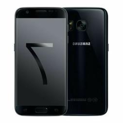 Samsung Galaxy S7 32GB SM-G930T Black  UNLOCKED Cell Phone G
