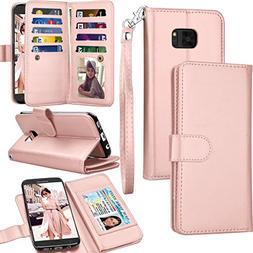 Galaxy S7 Case, Samsung S7 Wallet Case, Samsung Galaxy S7 PU