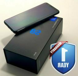 SAMSUNG GALAXY S8 64GB SM-G950U1 BLACK FACTORY UNLOCKED SELE