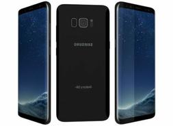 Samsung Galaxy S8+ UNLOCKED 64GB - SM-G955U Midnight Black