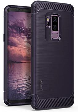 Galaxy S9 PLUS Case, Ringke  Brushed Metal Design  Dynamic S