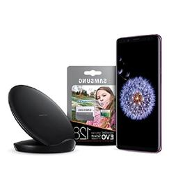 Samsung Galaxy S9 Unlocked Smartphone With Free SD Card And