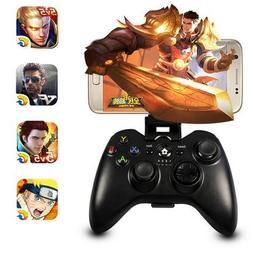 LYXF Gamepad Bluetooth Wireless Control Joystick Game Pc Sma