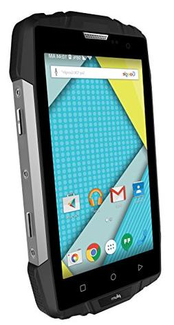 Plum Rugged Phone 4G GSM Unlocked IP68 Military Grade Water