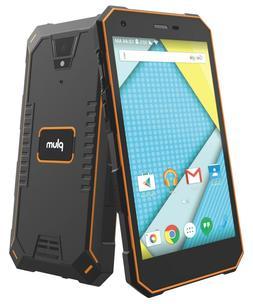 Plum Gator 4 - Rugged Unlocked Smart Cell Phone 4G GSM Andro