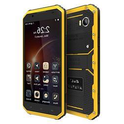 KEN XIN DA Generic Proofing W9 Smart Phone 16GB, IP68 Waterp