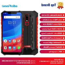 Global Ulefone Armor 6 Smartphone 6+128GB Android 8.1 Otca-C