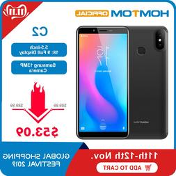 Global version HOMTOM C2 Android 8.1 2GB+16GB <font><b>Mobil