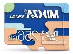 Performance Grade 256GB Gionee A1 Plus MicroSDXC Card by MIX