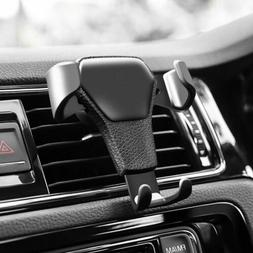 Gravity Car Air Vent Mount Cradle Holder Stand for iPhone Mo