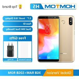 HOMTOM H5 3GB 32GB <font><b>Mobile</b></font> <font><b>Phone