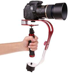 PEATAO Handheld Video Camera Stabilizer Steadicam for GoPro,