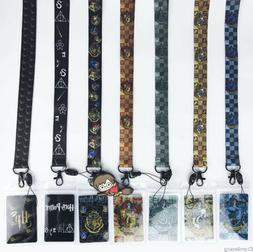 Harry Potter Lanyard Cell Phone Rope Neck Strap Charms KeyCh