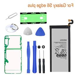 HDCKU Battery Replacement for Galaxy S6 Edge Plus SM-G928 EB