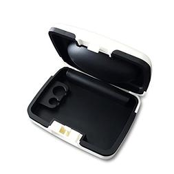 Hearing Aid Case Hard Travel – for CIC,ITE,ITC Portable wi