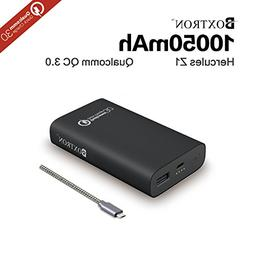 Hercules Z1: Qualcomm Quick Charge 3.0 Input/Output two way