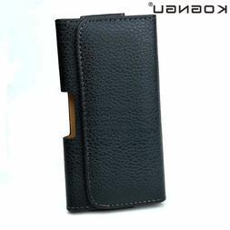 Kogngu High Quality Lichee Pattern PU Leather Belt <font><b>