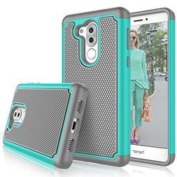Honor 6X Case, Huawei Honor 6X Cute Case, Tekcoo  Shock Abso