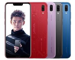 Huawei Honor Play 64GB + 4GB COR-L29 LTE Factory Unlocked -