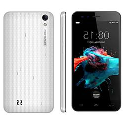 HOMTOM HT16 5.0 Inch Android 6.0 Smartphone, MTK6580 Quad Co