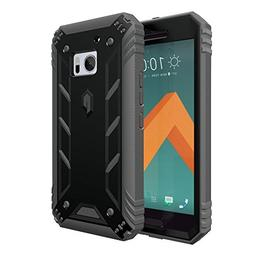 HTC 10 Case, POETIC Revolution Series  Complete Protection H