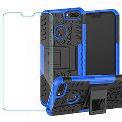 Huawei Honor 9i Case, Yosemy Shockproof Anti-Fall,Scratch Re