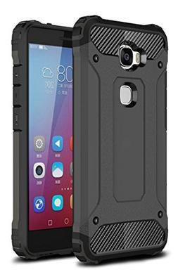 Huawei Honor 5X Case, Torryka Premium Anti-scratch Dual Laye