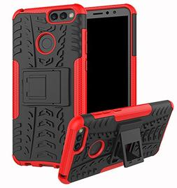Huawei Mate SE Case, Honor 7X Case,Yiakeng Shock Absorbing D