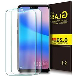KuGi Huawei P20 Lite/Nova 3e Screen Protector, 9H Hardness H