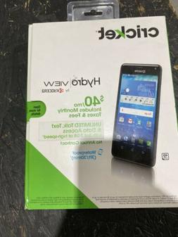 "New Kyocera Hydro View C6742 Cricket Waterproof GSM 5""qHD 8G"