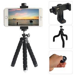 iPhone Camera Video Tripod Adapter Mount 8 7 X SE 5S 6S 6 Pl
