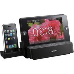 Sony ICFCL75IP 30-Pin iPhone/iPod Clock Radio Speaker Dock w