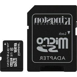 Industrial 8 GB microSDHC