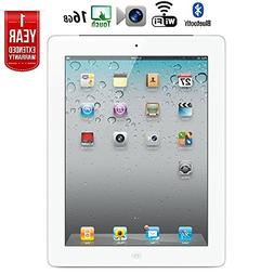 Apple iPad 2 MC916LL/A Tablet  2nd Generation with 1 Year Ex