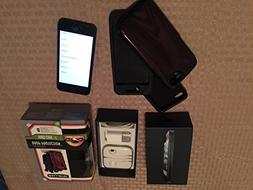 Apple iPhone 5 16GB 4G LTE Black - Cricket