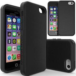 iPhone 5c Case, TEAM LUXURY  Defender Series  Apple iPhone 5