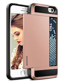 iPhone 5S Case, iPhone 5 Case, Vofolen Impact Resistant iPho