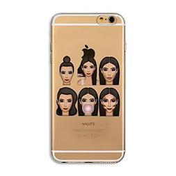 iphone 6 6s Plus 5 5s SE Ultrathin TPU Mobile Phone Shell 14