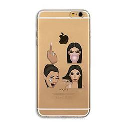 iphone 6 6s Plus 5 5s SE Ultrathin TPU Mobile Phone Shell 12