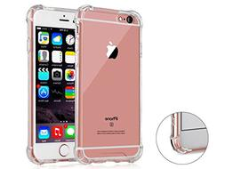 Speira iPhone 6/6S Plus  Transparent Case with Reinforced Co