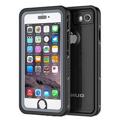 OUNNE iPhone 6/6s Waterproof Case, Shockproof Dustproof Wate