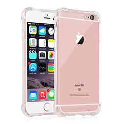 iPhone 6 Plus / 6s Plus Case, iXCC Crystal Cover Case  with