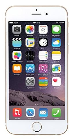 Apple iPhone 6 Unlocked Smartphone, 16 GB
