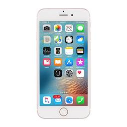 Apple iPhone 6S, GSM Unlocked, 128GB - Rose Gold