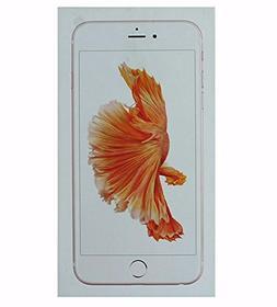 Apple iPhone 6s Plus, Sprint 64GB, Rose gold