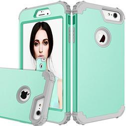 iphone 6s Plus Case,iphone 6 Plus Case,Auker Shockproof 3 in