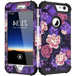 iPhone 6s Plus Case, Hocase Drop Protection Shock Absorbing