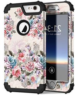 iPhone 6s Plus Case, Hocase Drop Protection Shock Absorbing